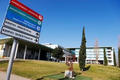Forty-two people in Mallorca's intensive care units.