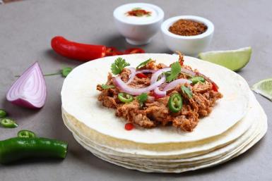 Mexican Pork Pibil.