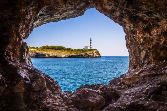 Portocolom lighthouse