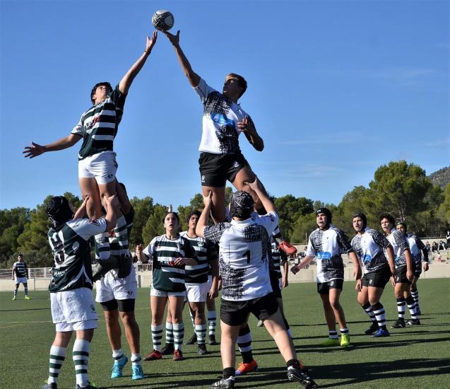 U16 El Toro RC v RC Ponent
