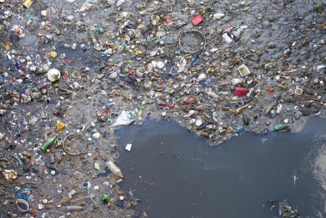 Mediterranean Sea pollution