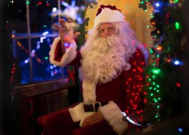 Santa Claus. archive photo.