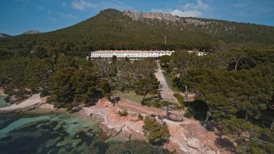 There is to be redevelopment at the Hotel Formentor.