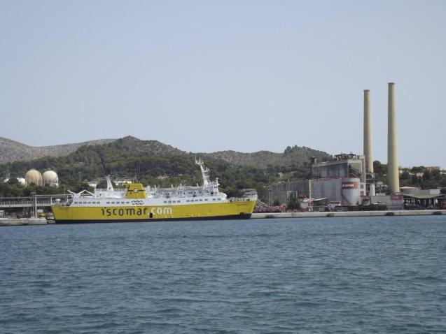 Alcudia's Port