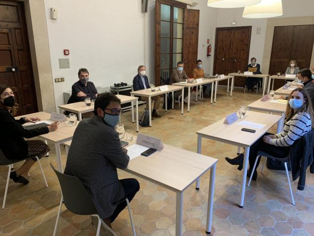 Committee of experts for advising on Balearics tourism reactivation.