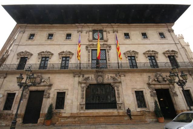 Palma town hall, Mallorca