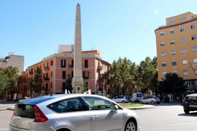 New speed cameras in Palma.
