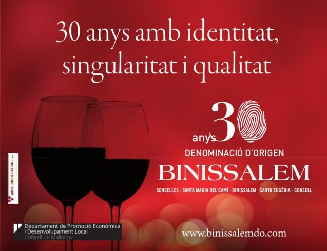 The DO Binissalem was the first denomination of origin of Mallorca