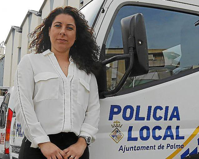Palma's councillor for public safety, Angelica Pastor.