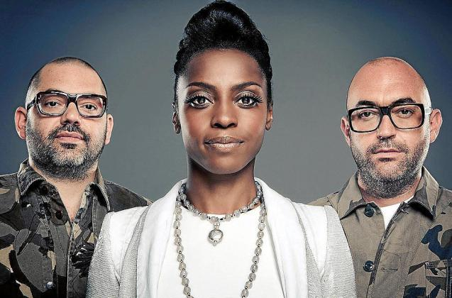 Morcheeba are a British band, consisting of Skye Edwards and the brothers Paul and Ross Godfrey.
