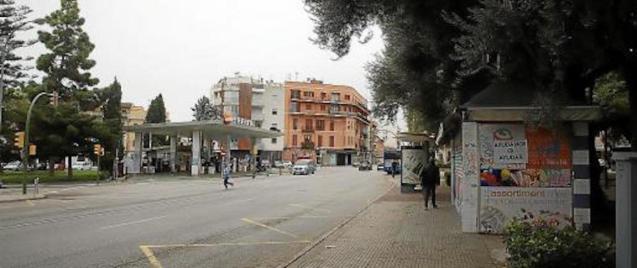 Plaça Progrés, Palma.