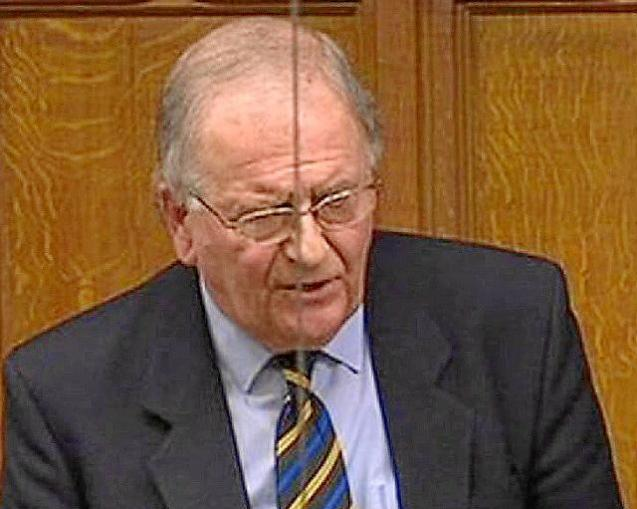 Sir Roger Gale is fighting the corner for expatriates.