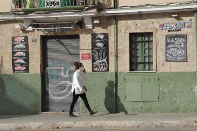 Restaurants & bars closing in Palma.