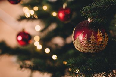 Children break up for the Christmas holidays.