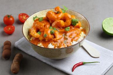 Malabar Prawn curry.