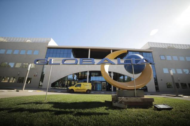 Globalia headquarters in Llucmajor