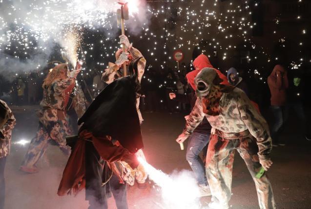 Sant Antoni fiestas in Muro will not happen this year