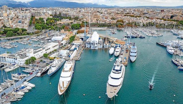 Astilleros Mallorca in Palma