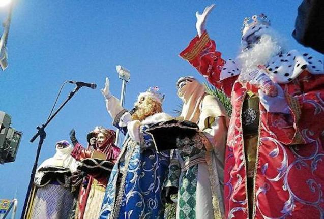 Three King's Parade, Palma.