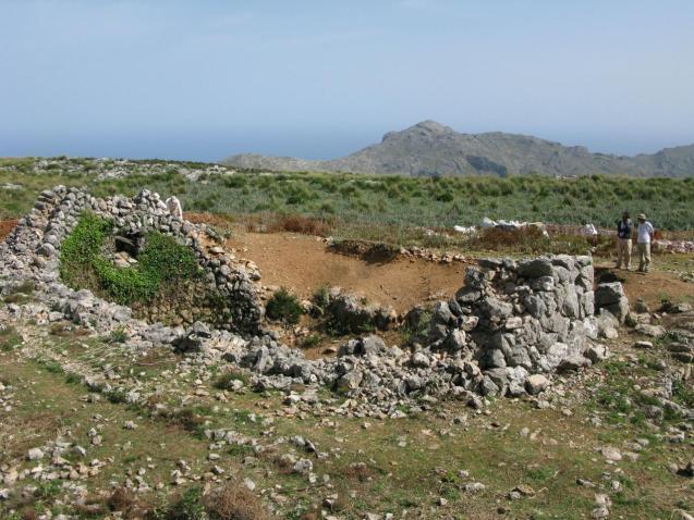 """The """"cases de neu"""" in Majorca"""