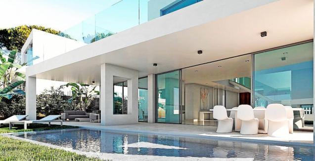 Villa in Santa Eulària, Ibiza
