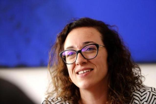 Joana Maria Adrover, Security Councillor.