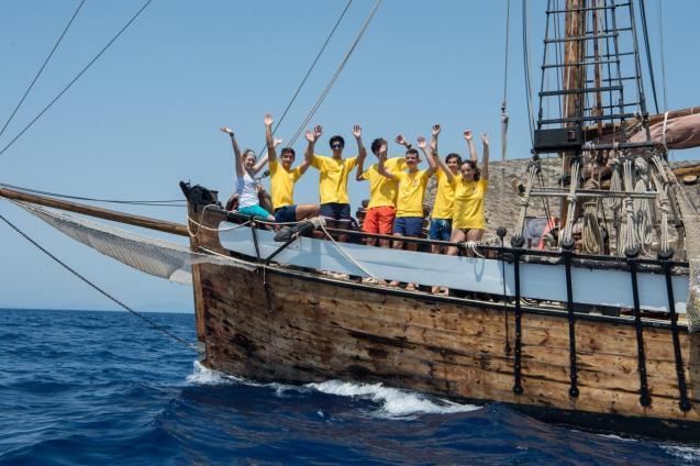 Changemakers at sea