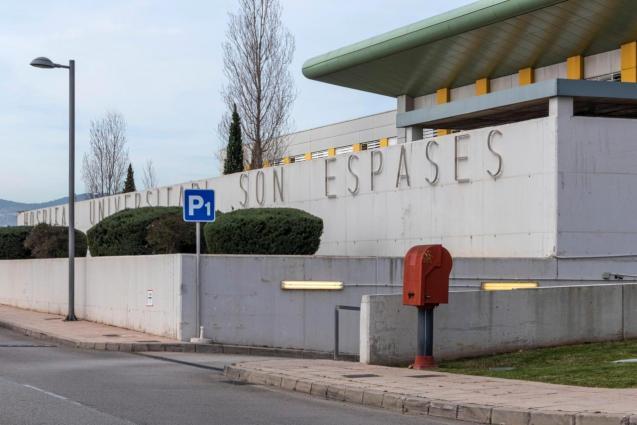 Son Espases Hospital, Mallorca