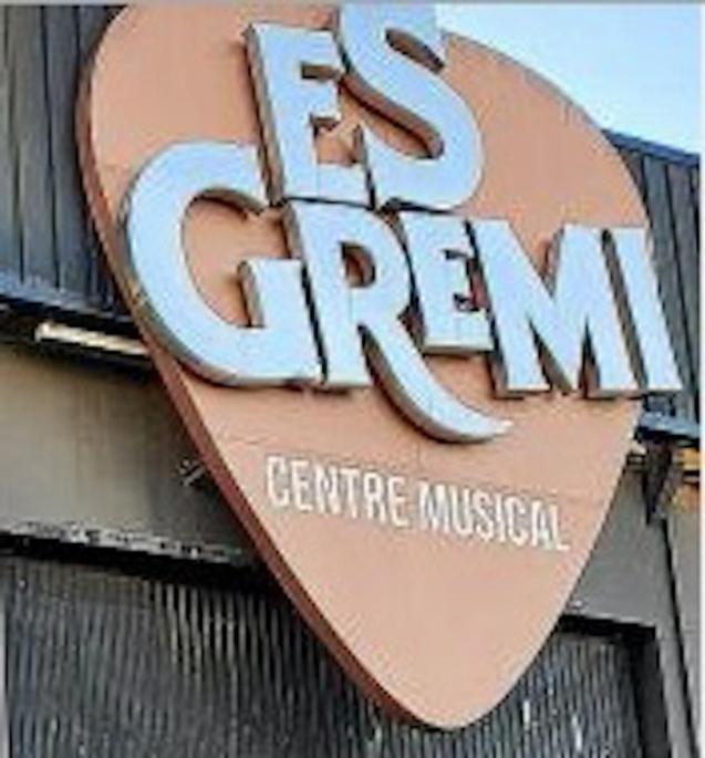 Es Gremi Music Centre, Palma.