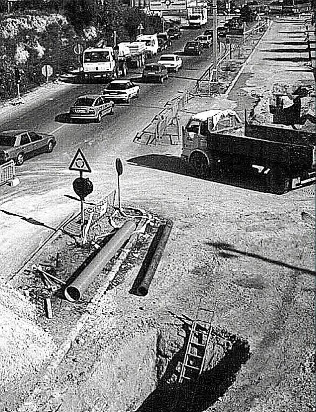Work started in February 1978