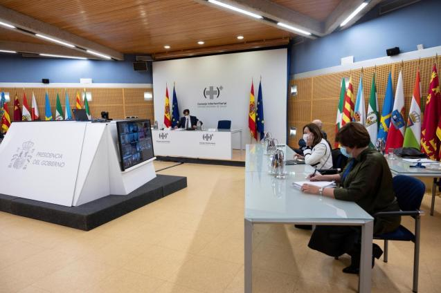 Meeting of the Inter-Territorial Council of the National Health System