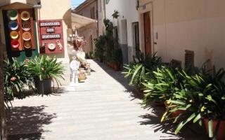 Carrer d'en Serra, Alcudia Old Town.