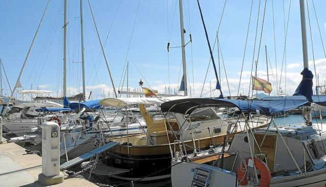 Puerto Pollensa yacht club, Mallorca