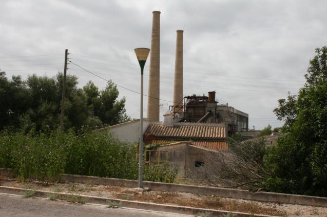 Alcanada power station