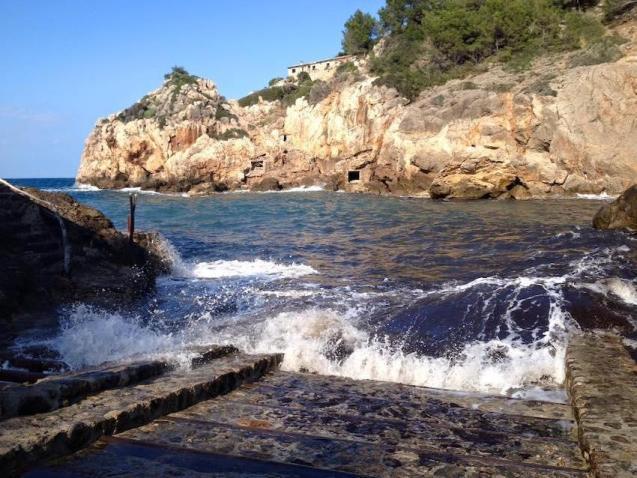 Cala Deya, Mallorca.