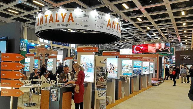 Turkey, a competitor to Balearics tourism