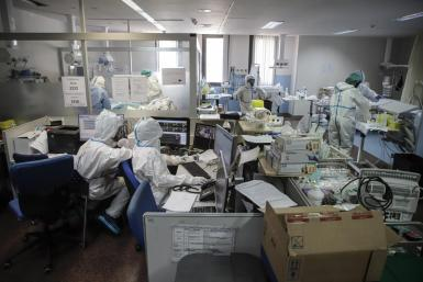 Two more patients have been admitted to intensive care in Mallorca.