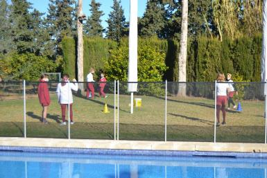 The Academy International School sports.
