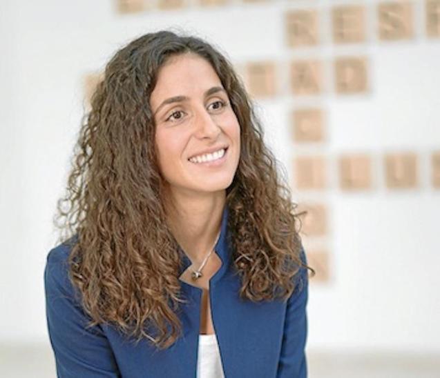 María Francisca Perelló.