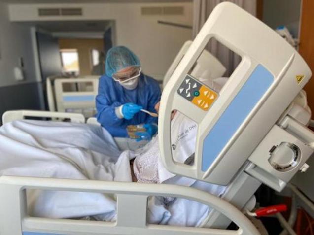 Healthcare Professional & Patient at Sant Joan de Déu in Palma.