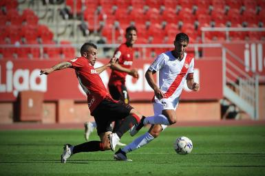 RCD mallorca vs Rayo Vallecano.