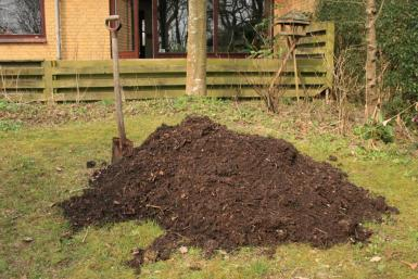 Compost.