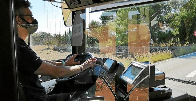 Palma EMT bus information systems