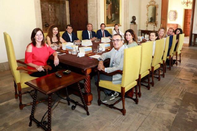 The Balearic government
