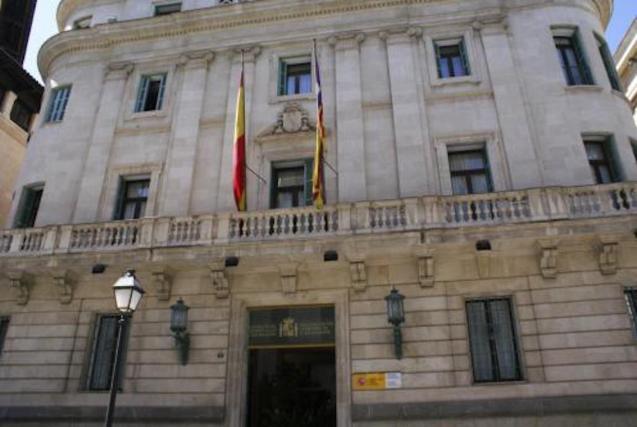 Government Delegation Headquarters, Palma.