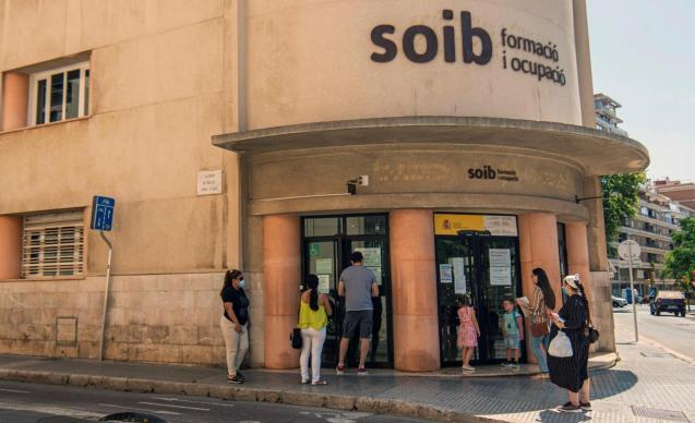 Balearic Islands registers one of the worst unemployment figures in the country