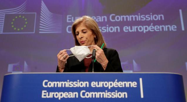 EU Commission health COVID Vaccines