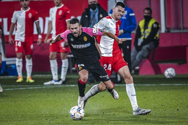 Mallorca beat Girona 0-1 last November