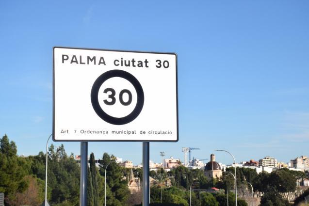 New speed limits