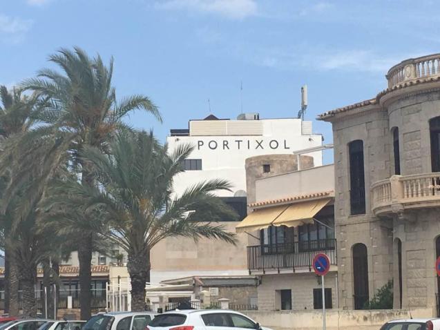 Hotel Portixol, Palma.